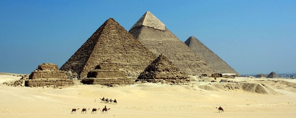 Food for the Soul—Wellness Travel - The Wise Traveller - The Pyramids at Giza