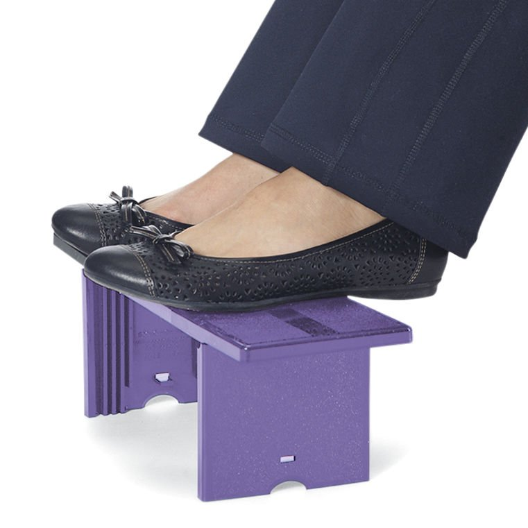 Travel Product Review - Crazy Gadgets You May Just Need - Footrest