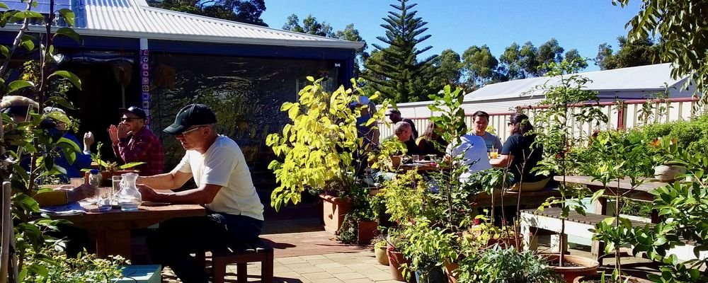 Four Steps to Happiness in Margaret River - Western Australia - The Wise Traveller - Yard Cafe