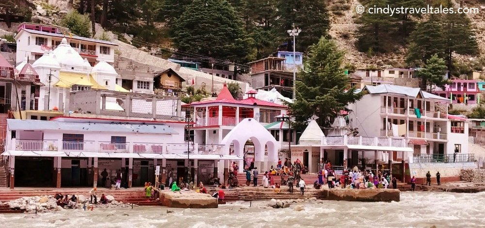 Gangotri Temple - Cindy Payne - The Wise Traveller