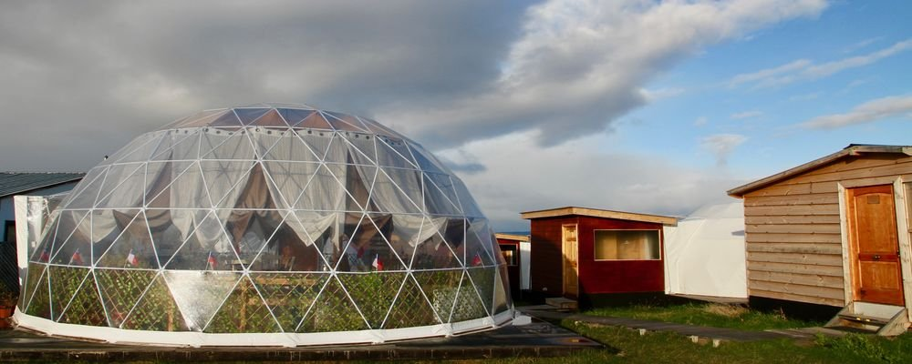 Garden Domes - Glamping Luxury in  Puerto Natales - Chile - The Wise Traveller   - IMG_9490