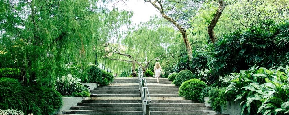Go for the Green - Gardens That Are Open Around the World - The Wise Traveller - Singapore