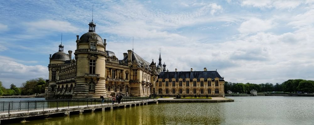 Gorgeous European Destinations Without the Crowds - The Wise Traveller - Domaine de Chantilly