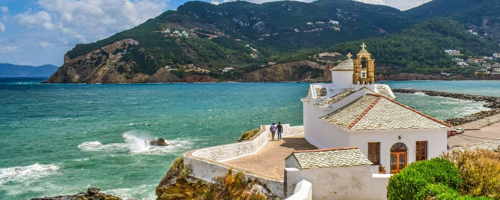 10 Trips Inspired by Films - The Wise Traveller - Skopelos