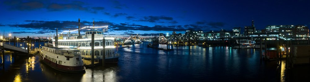 Best European Waterfront Cities - Hamburg