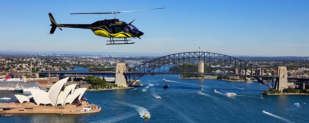 Worlds Best Helicopter Rides - The Wise Traveller