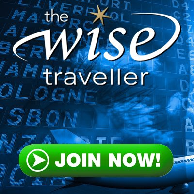 Join Wise Traveller now