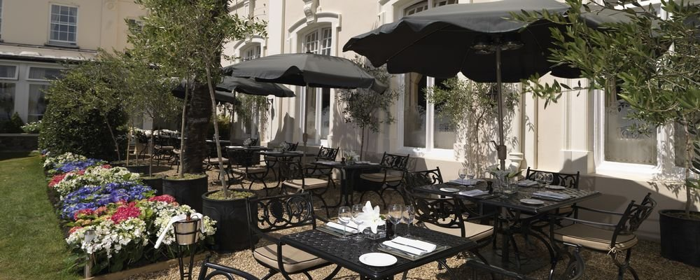 Hotel Review - The Old Government House Hotel & Spa - St Peter Port - Guernsey - Channel Islands - The Wise Traveller - Olive Grove