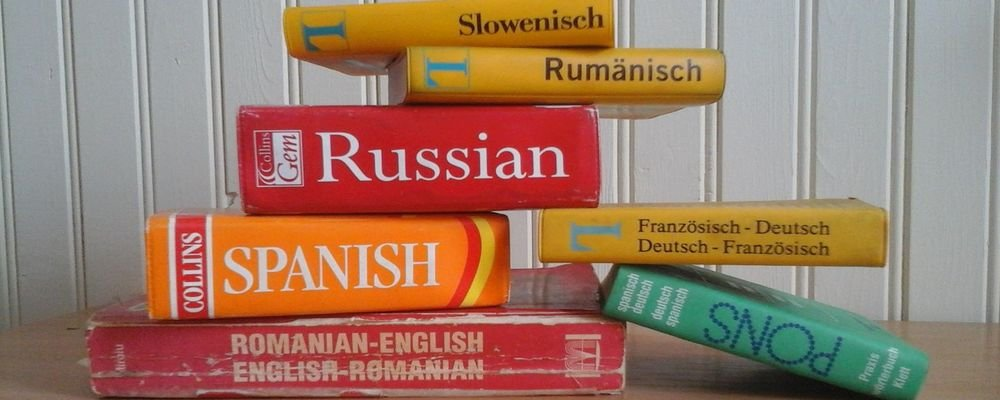 How to Learn a New Language During Lockdown - The Wise Traveller - Dictionary