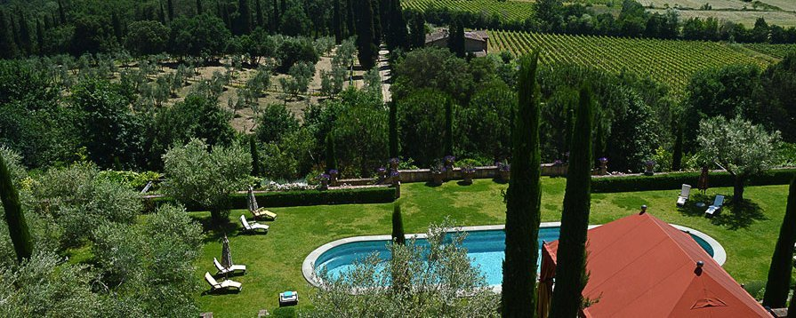 A Tuscan Villa Anyone? - The Wise Traveller
