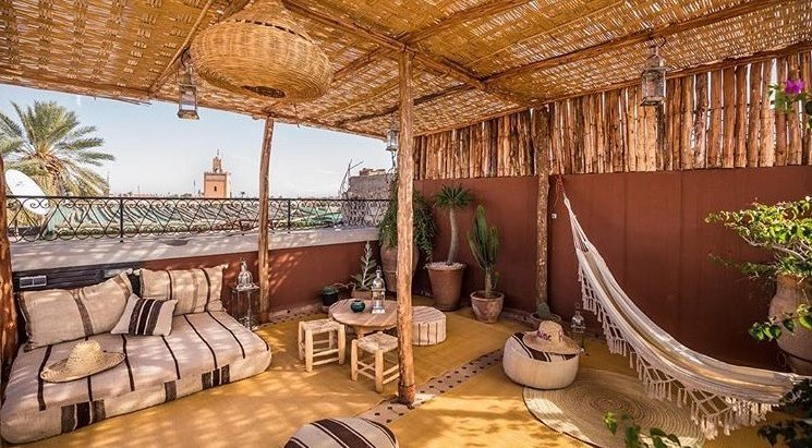 Hotel Review - Riad Yasmine Marrakech - The Wise Traveller