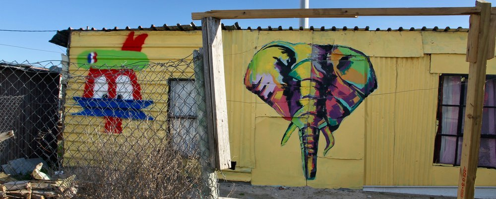 A Day of Art and A Dose of Humanity in Cape Town - Khayelitsha - The Wise Traveller