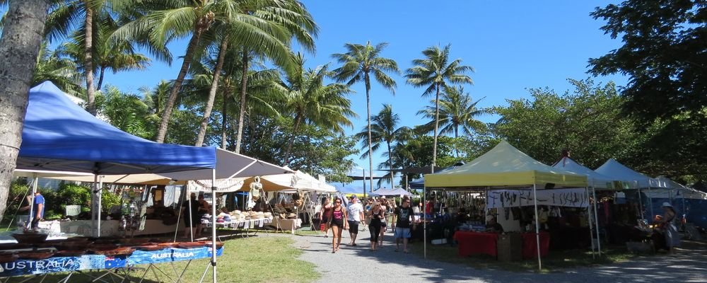 Insider's Guide to Port Douglas, Queensland, Australia— Local Secrets and Tips - The Wise Traveller - Anzac Park Market