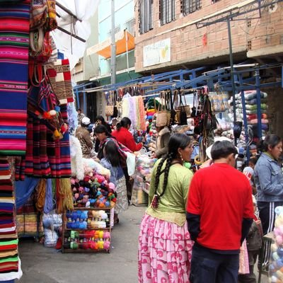 La Paz - The city in the sky - The Wise Traveller - La Paz Markets