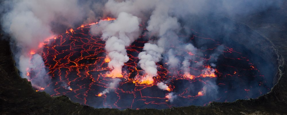 The Most Dangerous Destinations on Earth - The Wise Traveller - Kilauea Volcano
