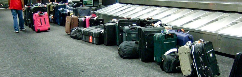 The feeling of loosing your luggage - The Wise Traveller