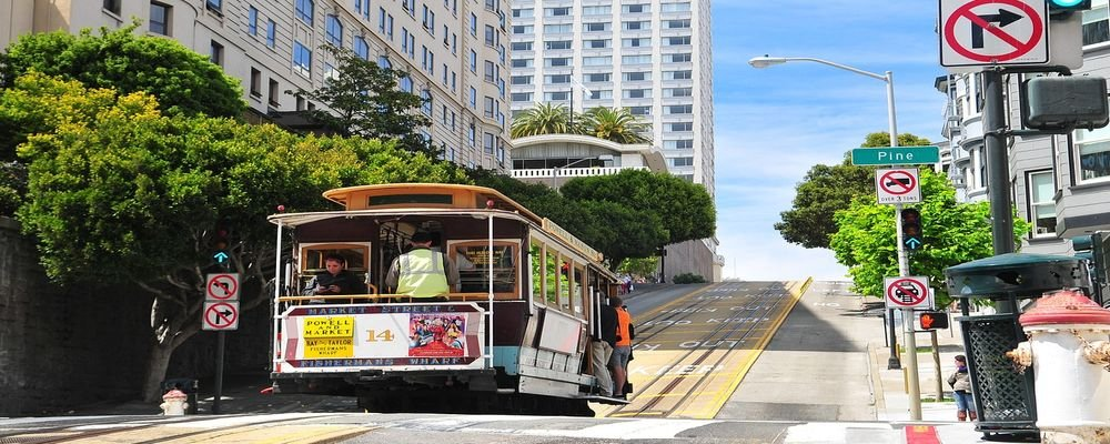 Making the Most of a Short Break in San Francisco - The Wise Traveller - Cable Cars