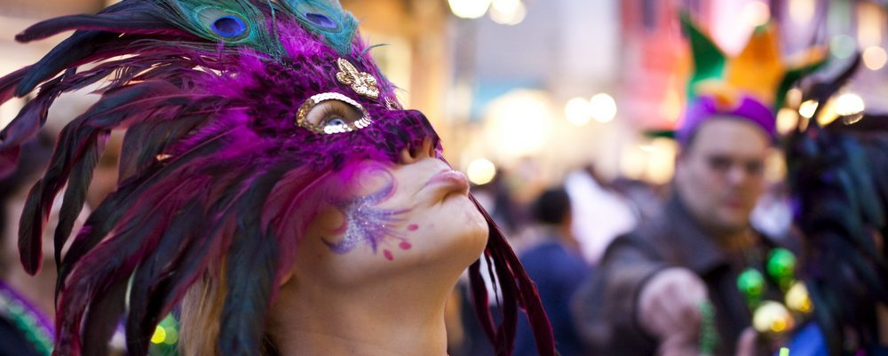 Mardi Gras, New Orleans - The Wise Traveller