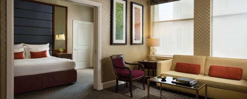 Hotel Review: Kimpton Hotel Monaco, Baltimore, Maryland, USA - The Wise Traveller
