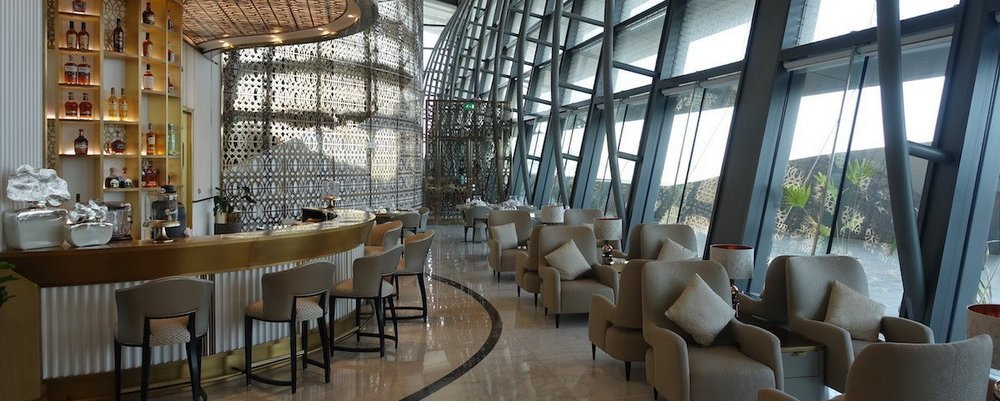 New Airport Lounges - The Wise Traveller
