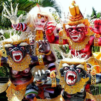 Nyepi - Balinese New Year - The Wise Traveller