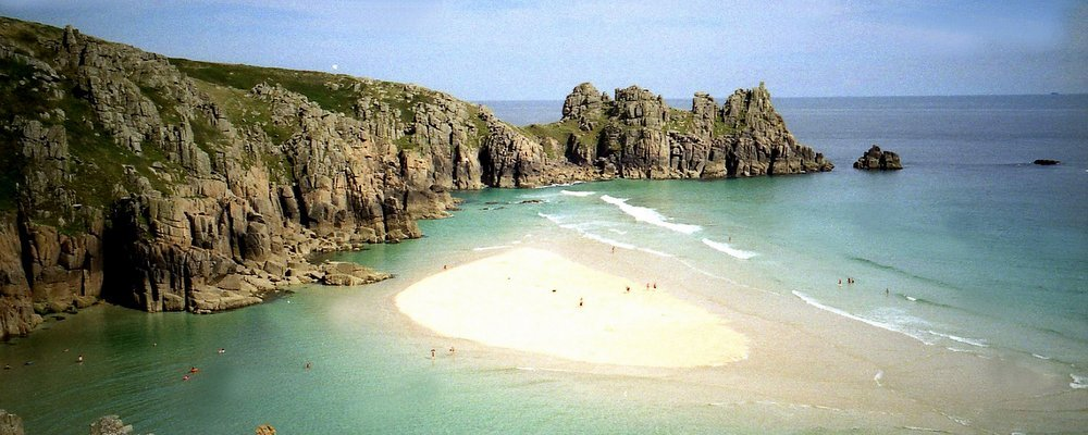 Where to Find the U.K.'s Best Beaches - The Wise Traveller - Pedn Vounder