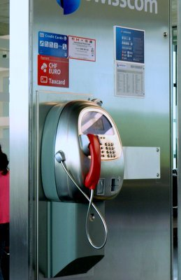 Airport Scams Airport Phone Booths
