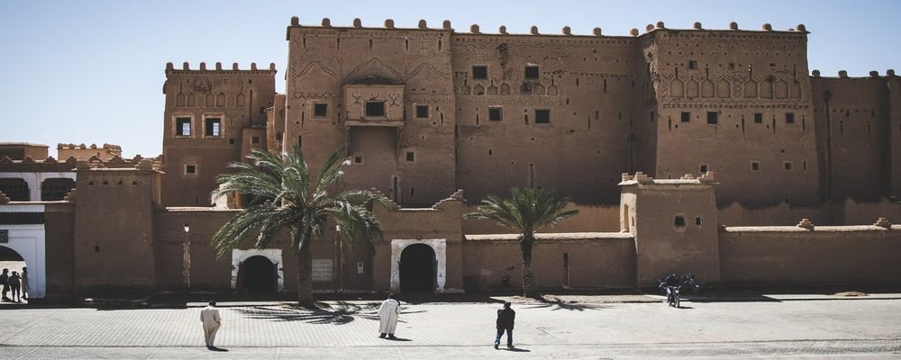Put Yourself in the Picture in Morocco - The Wise Traveller - Kasbah