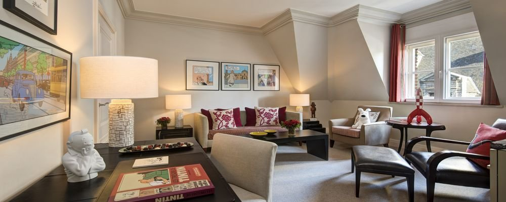 Review - Hotel Amigo - Brussels Grand Place - Belgium - The Wise Traveller - Hotel Amigo Tintin Suite