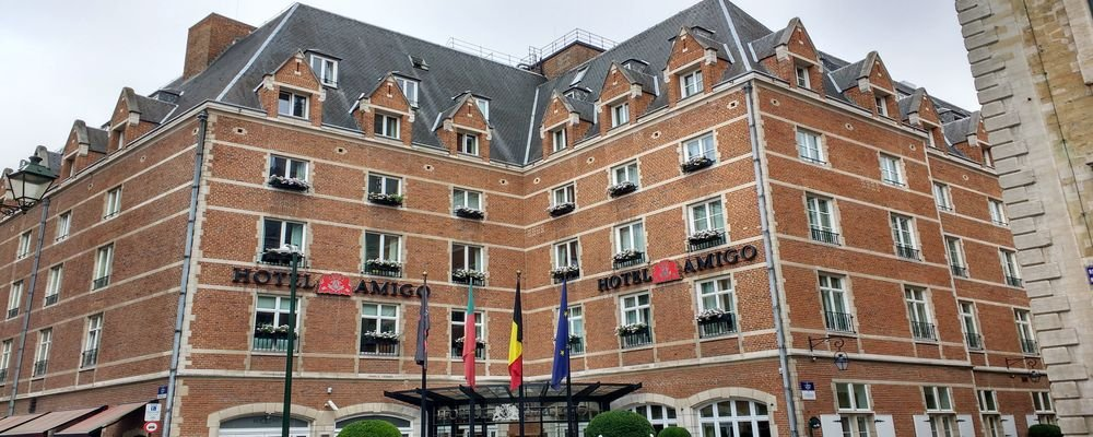 Review - Hotel Amigo - Brussels Grand Place - Belgium - The Wise Traveller - Hotel Amigo