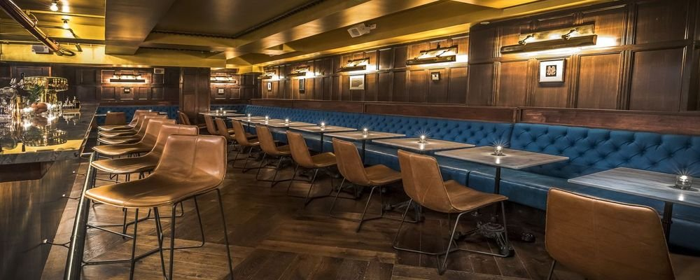Review - Life Hotel - New York - USA - The Wise Traveller - Gibson and Luce Speakeasy Bar
