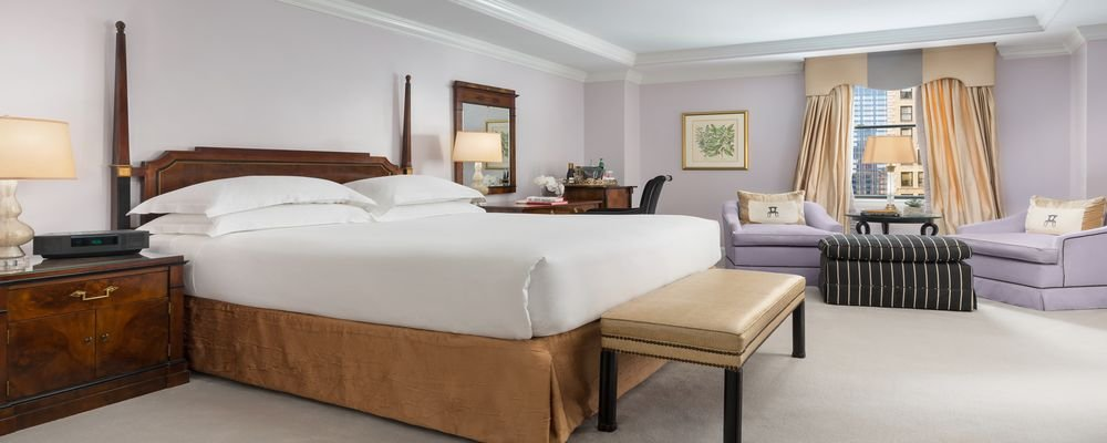 Review - The Michelangelo Hotel - Midtown Manhattan - NY - The Wise Traveller - The Michelangelo King