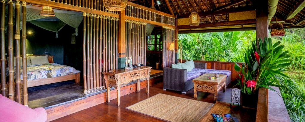 Where Rice Paddies Meet the Jungle - Bali Eco Stay - The Wise Traveller