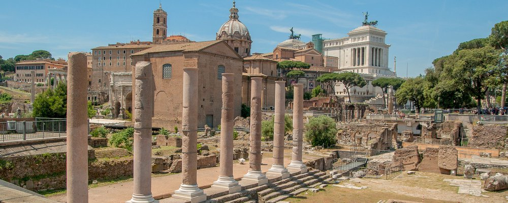 Which European City Should You Visit? - Rome for history