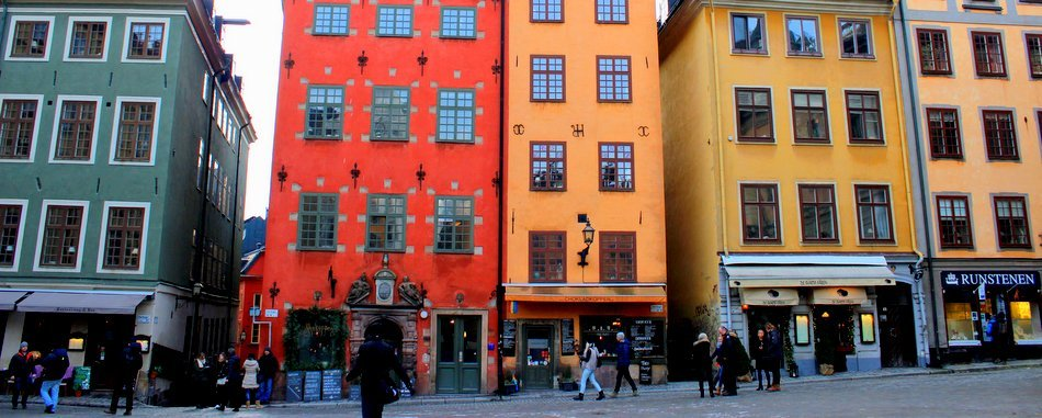 The Coolest Neighbourhoods in Europe - Sodermalm Stockholm