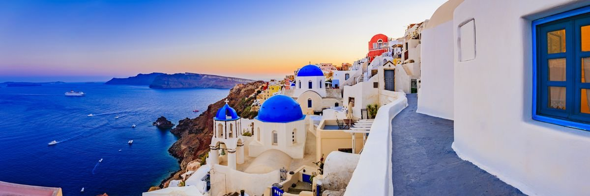 Sailing Around The Greek Island In Your Own Boat - The Wise Traveller - Santorini