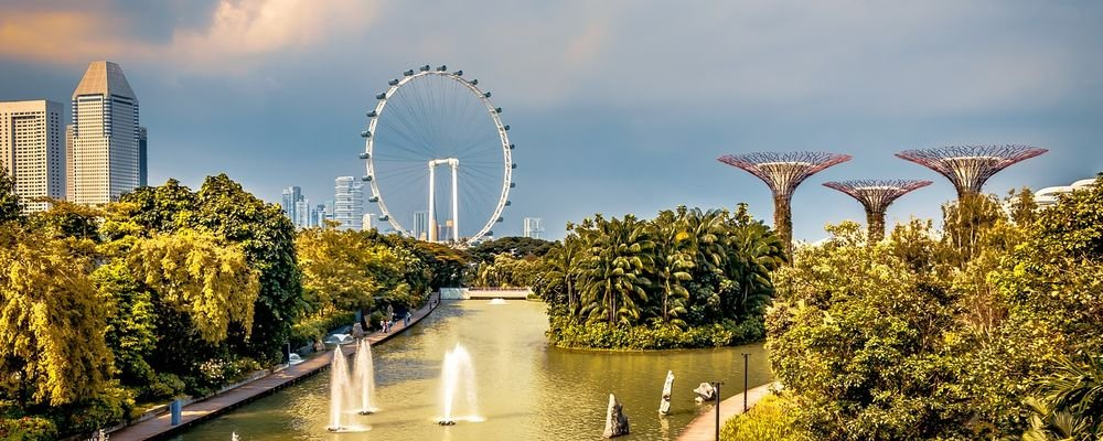 Singapore National Day - The Wise Traveller - Greenery