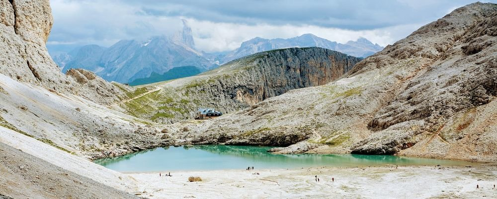 Six Best Countries in Europe for Hiking Holidays - The Wise Traveller - Dolomites - Italy