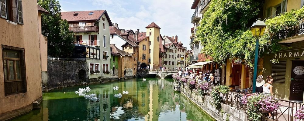Six French Towns to Visit that Aren't Paris - The Wise Traveller - Annecy