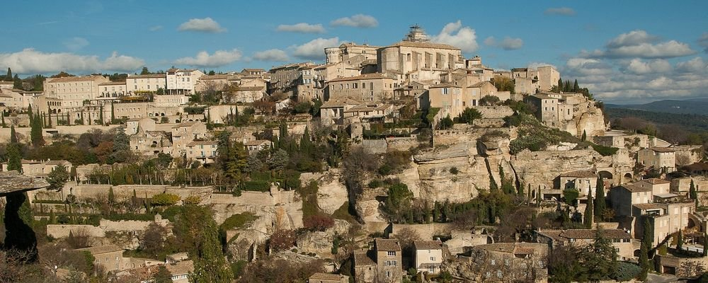 Six French Towns to Visit that Aren't Paris - The Wise Traveller - Gordes