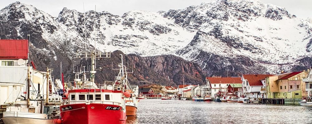 Six Norwegian Towns to Visit that Aren't Oslo - The Wise Traveller - Henningsvaer