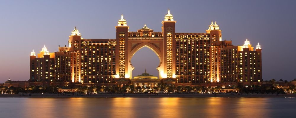 Six Top Stopover Cities of the Middle East - The Wise Traveller - The Palm - Dubai