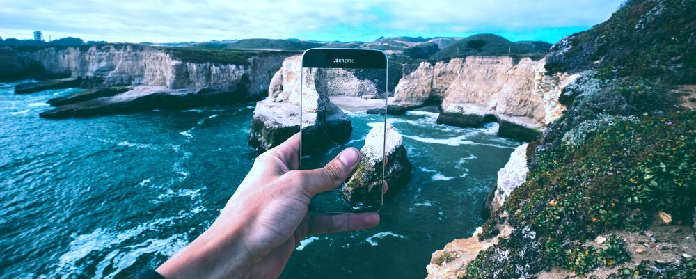 Tips to taking smart phone travel photos - The Wise Traveller