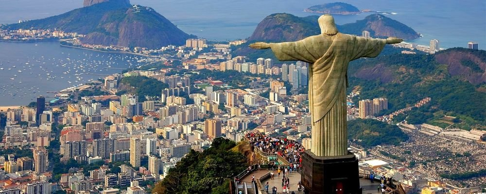 South America's Top 5 - 5 Destinations in South America You Should Visit - The Wise Traveller - South America - Rio de Janeiro, Brazil