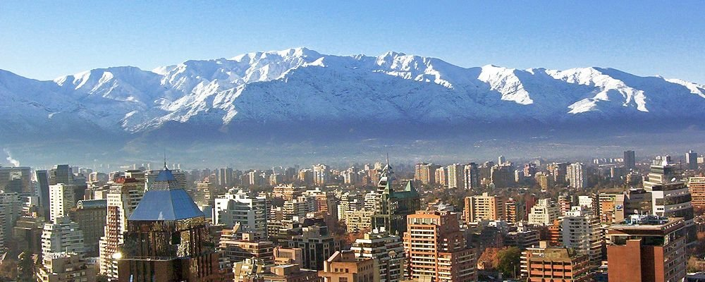 South America's Top 5 - 5 Destinations in South America You Should Visit - The Wise Traveller - South America - Santiago, Chile