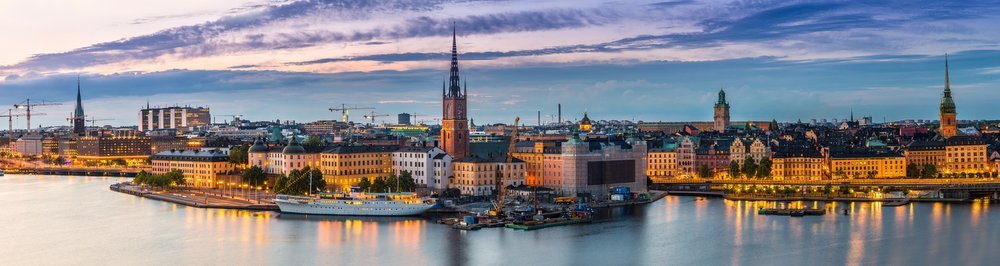 Best European Waterfront Cities - Stockholm
