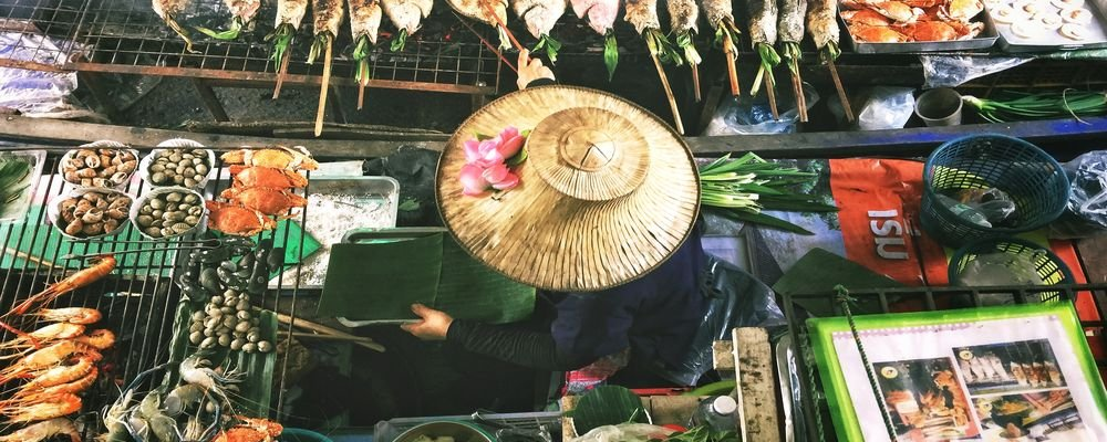 Street Food Survival in Asia - The Wise Traveller - Street Food