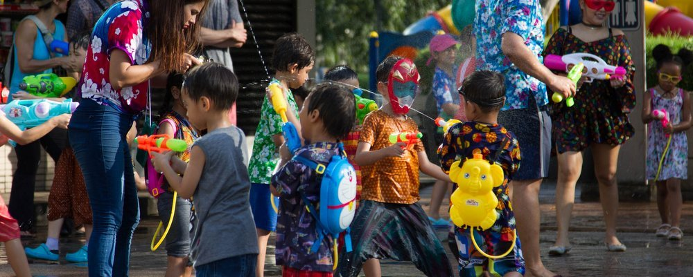 Thailand's Songkran - The Wise Traveller