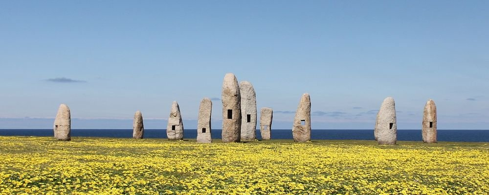 The Benefits of Travelling in Your Own Country - The Wise Traveller - Stones - Monolith