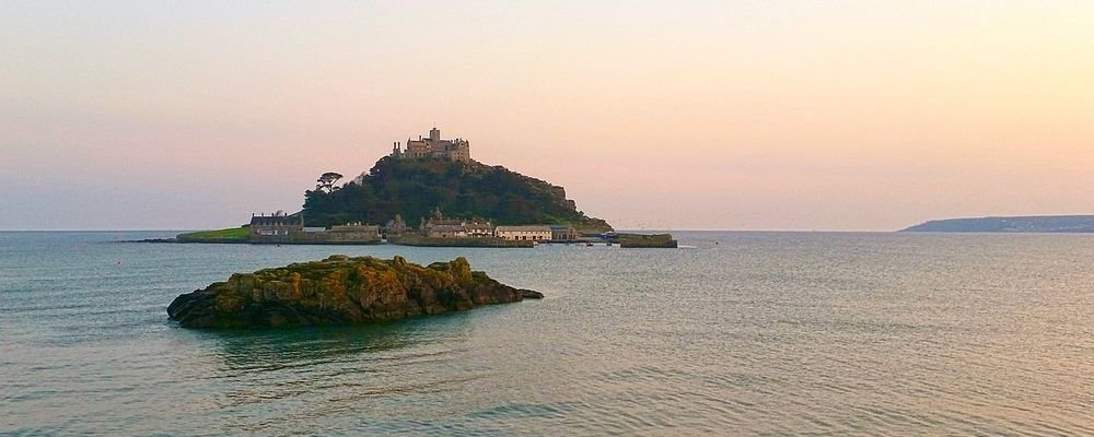 The Best Islands to Visit Off the Coast of the U.K - The Wise Traveller - St Michael's Mount